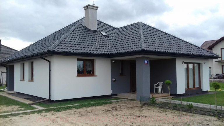 Budowa domu jednorodzinnego w Świdniku